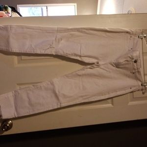 Articles of society white jean